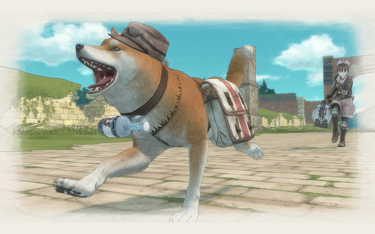 Free Valkyria Chronicles 4 Wallpaper in 1280x800