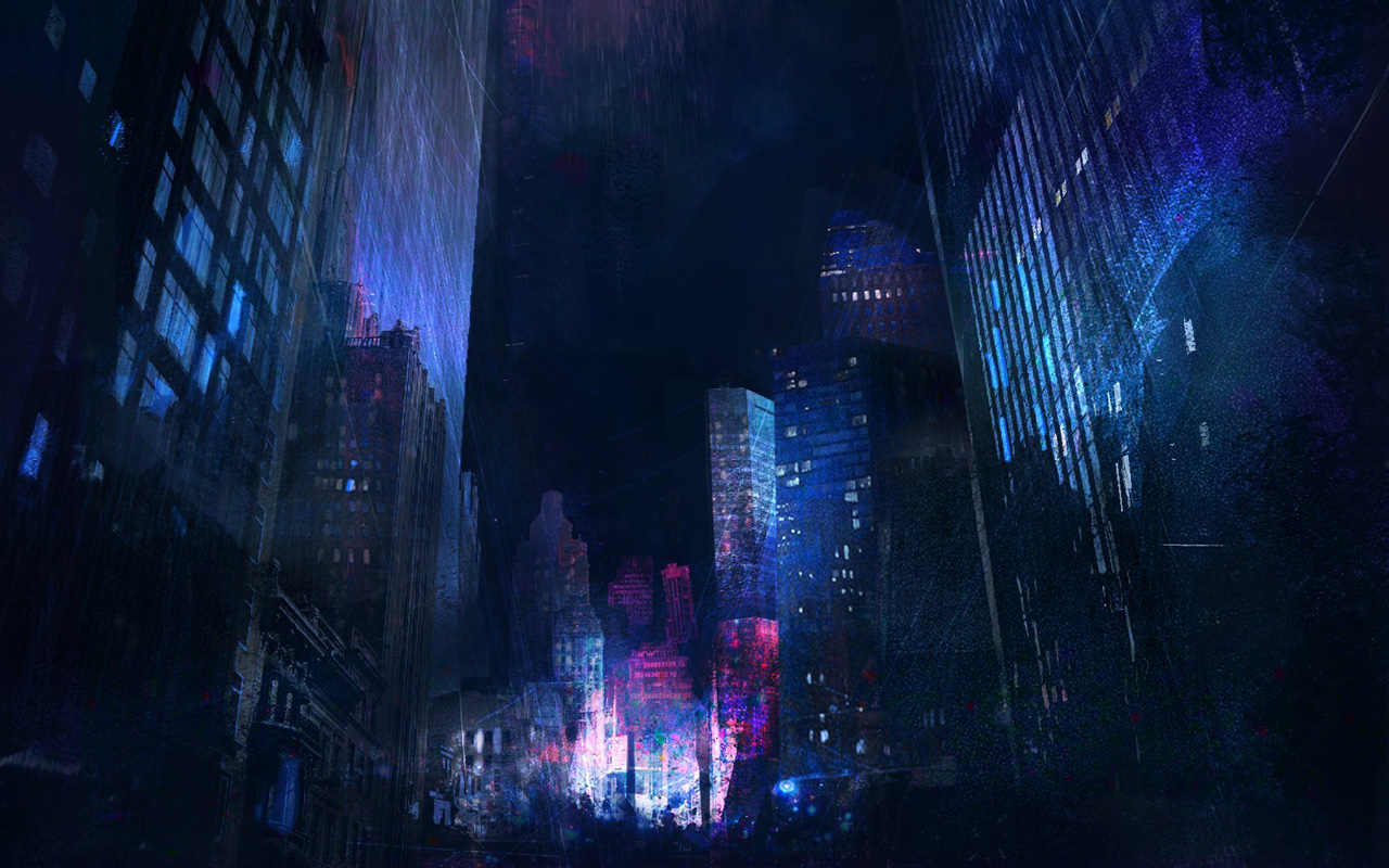 Free Vampire: The Masquerade - Coteries of New York Wallpaper in 1280x800