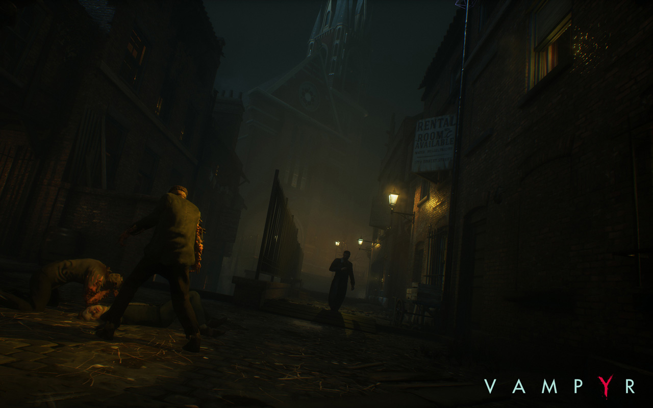 Free Vampyr Wallpaper in 1280x800
