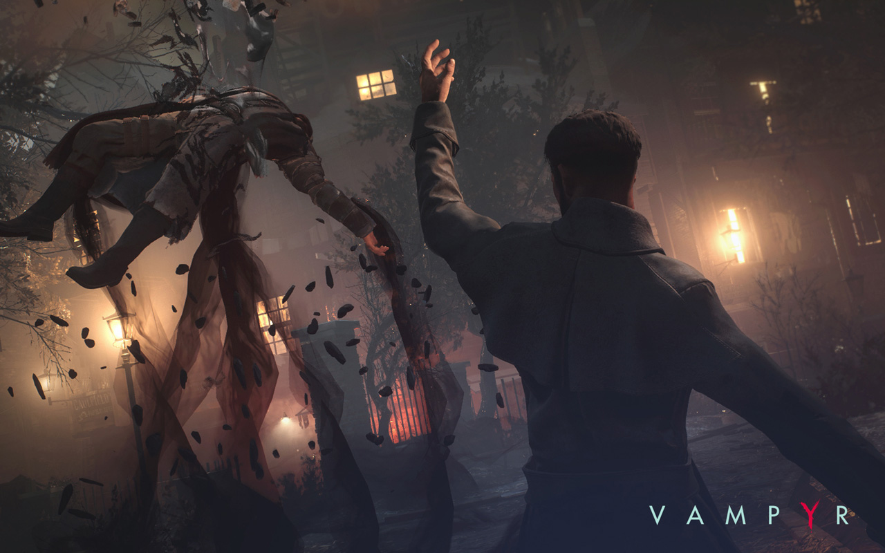 Free Vampyr Wallpaper in 1280x800