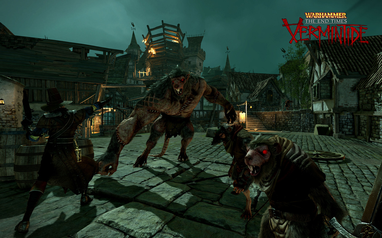 Free Warhammer End Times: Vermintide Wallpaper in 1280x800