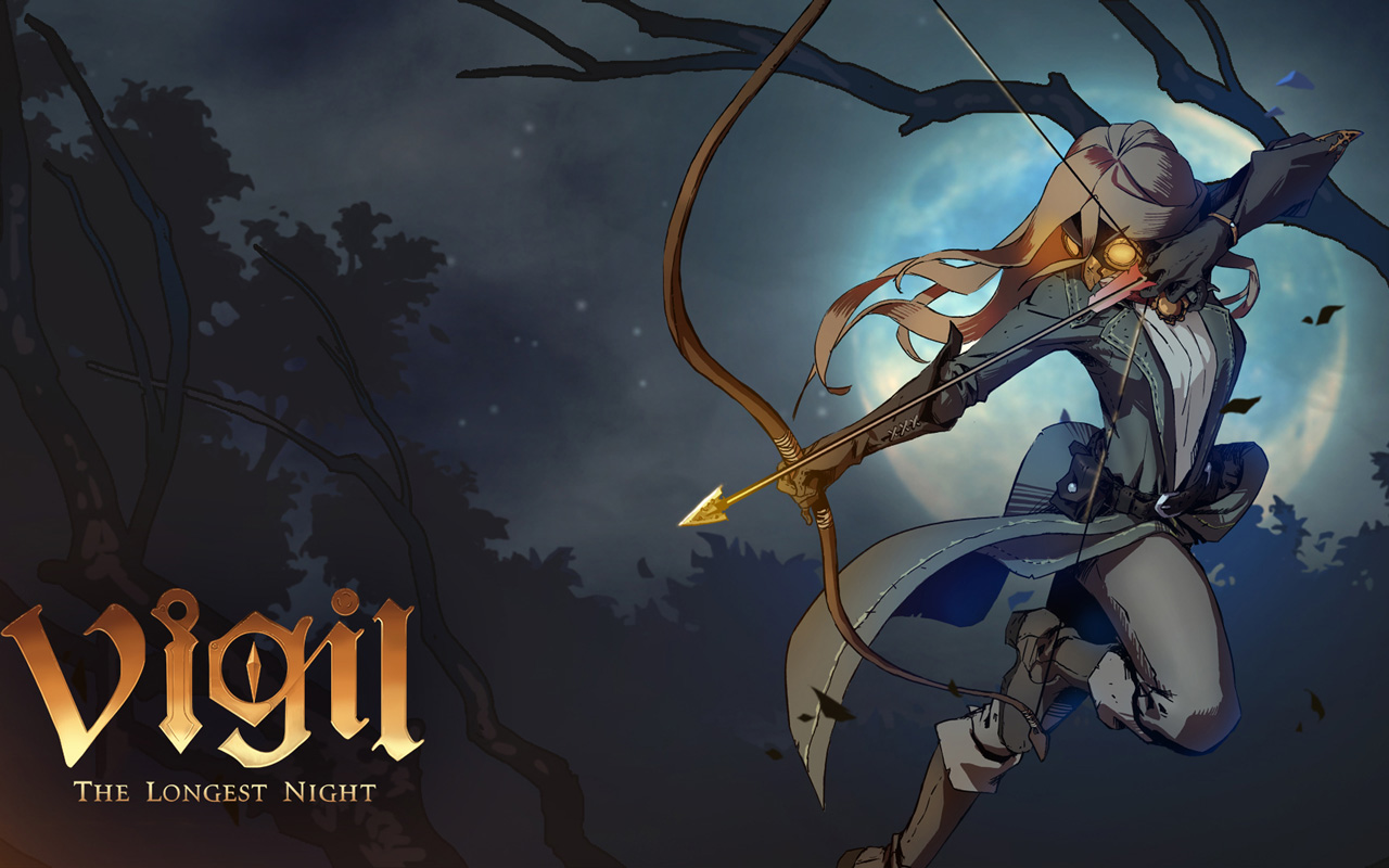 Free Vigil: The Longest Night Wallpaper in 1280x800