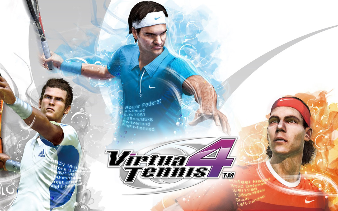 Free Virtua Tennis 4 Wallpaper in 1280x800