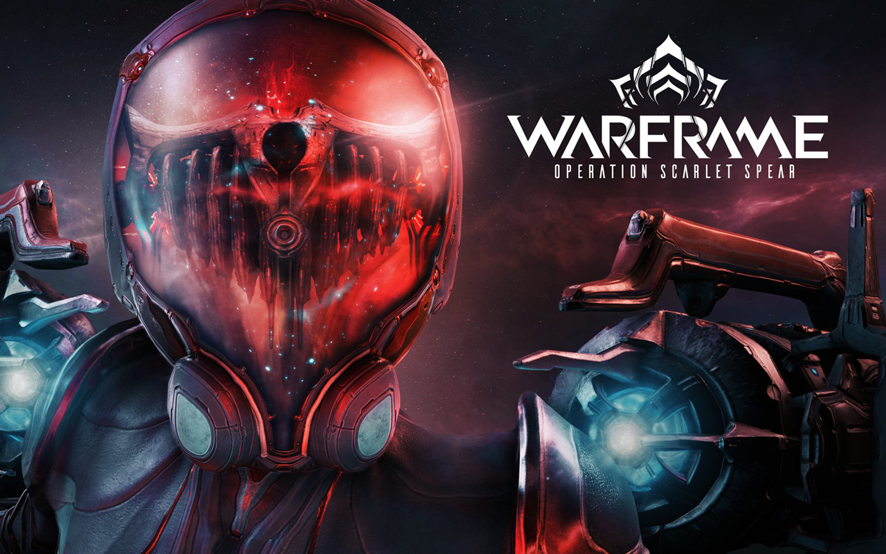 Free Warframe Wallpaper in 1280x800
