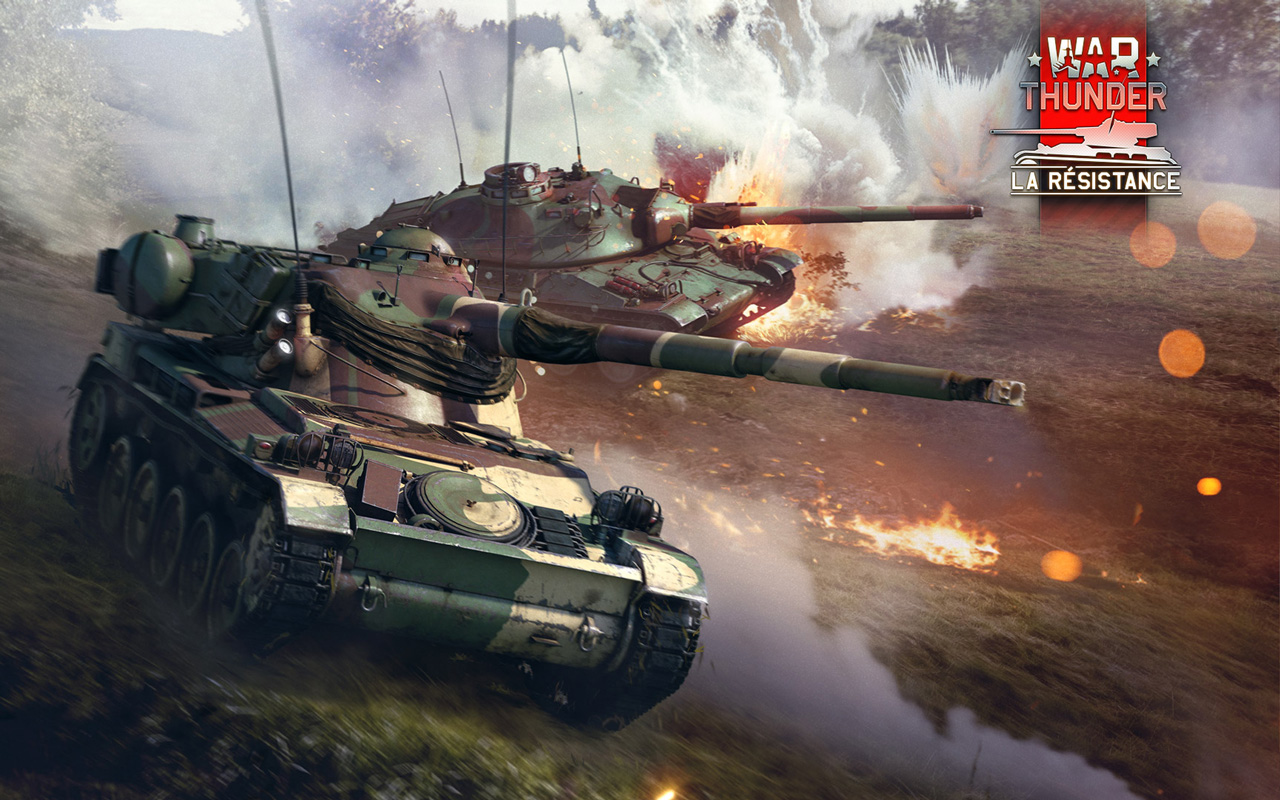 Free War Thunder Wallpaper in 1280x800