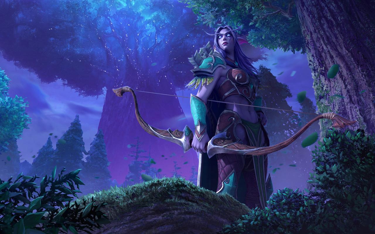 Free Warcraft III Wallpaper in 1280x800