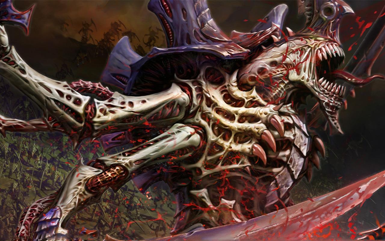 Free Warhammer 40000: Dawn of War II Wallpaper in 1280x800