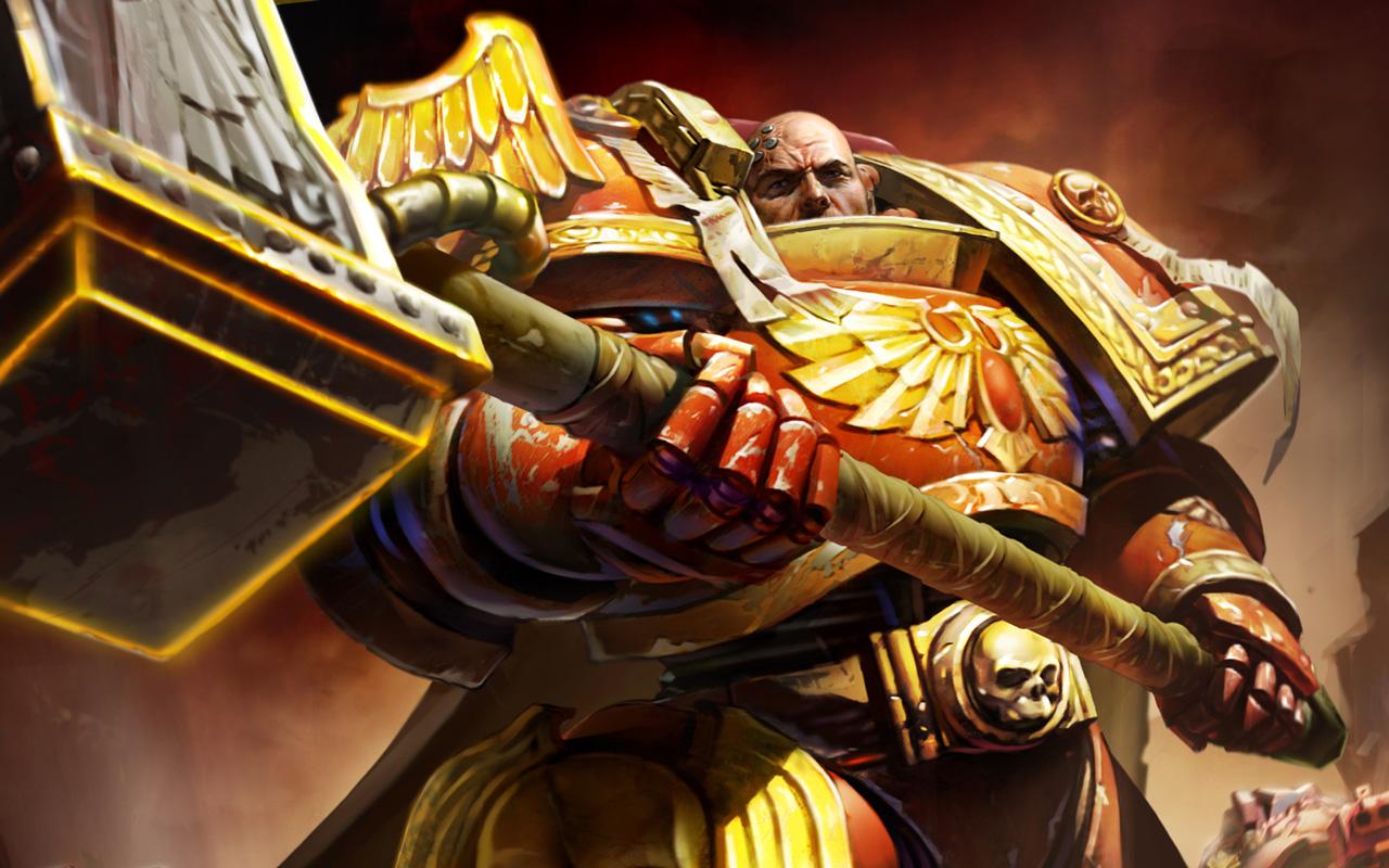 Free Warhammer 40000: Dawn of War Wallpaper in 1280x800