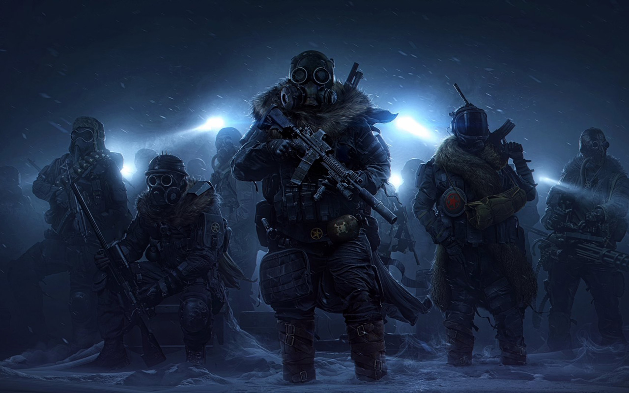 Free Wasteland 3 Wallpaper in 1280x800