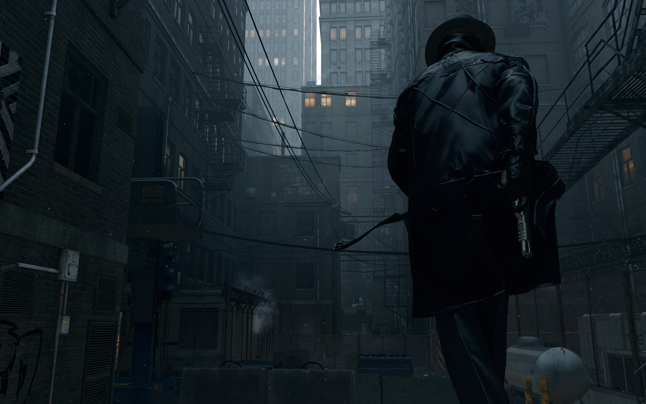 Free Watch Dogs Wallpaper in 1280x800