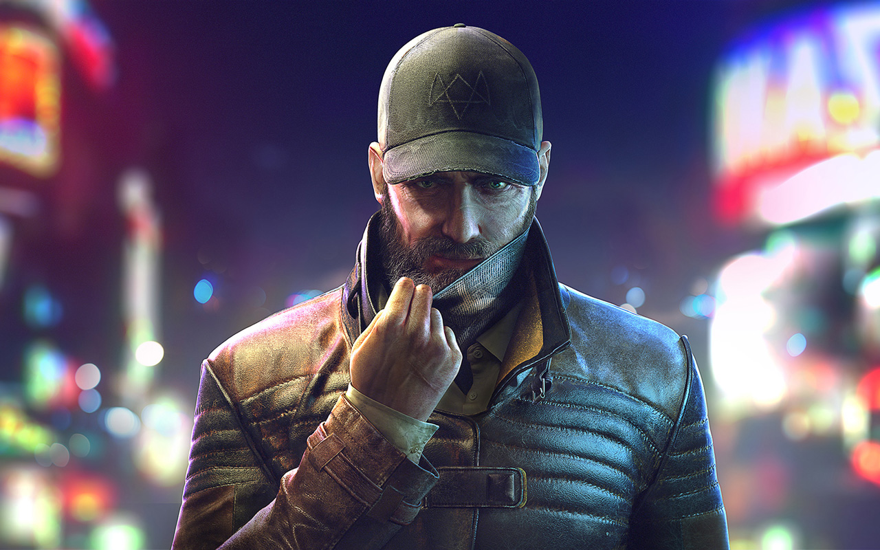 Free Watch Dogs Legion Wallpaper in 1280x800