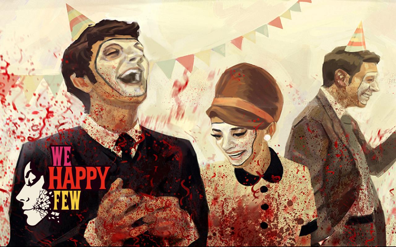 Free We Happy Few Wallpaper in 1280x800