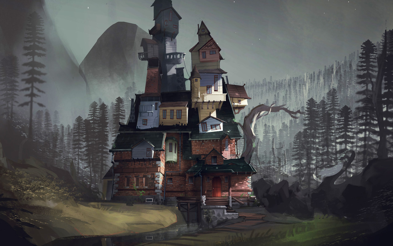 Free What Remains of Edith Finch Wallpaper in 1280x800
