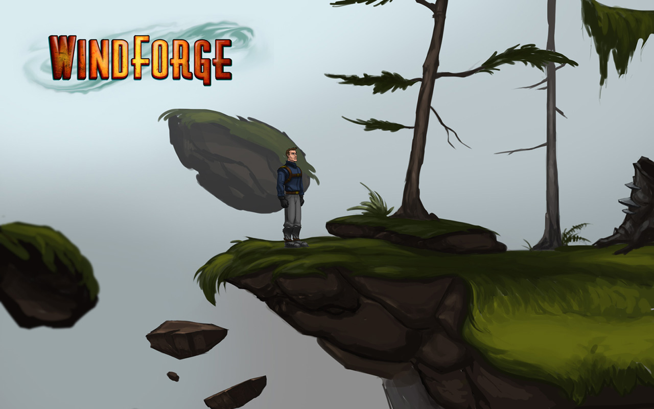 Free Windforge Wallpaper in 1280x800