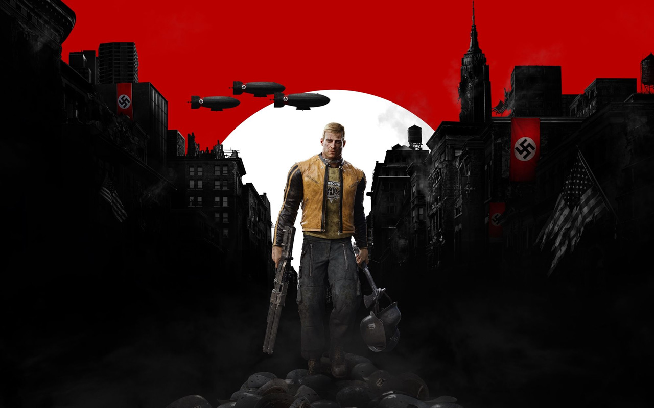 Free Wolfenstein II: The New Colossus Wallpaper in 1280x800