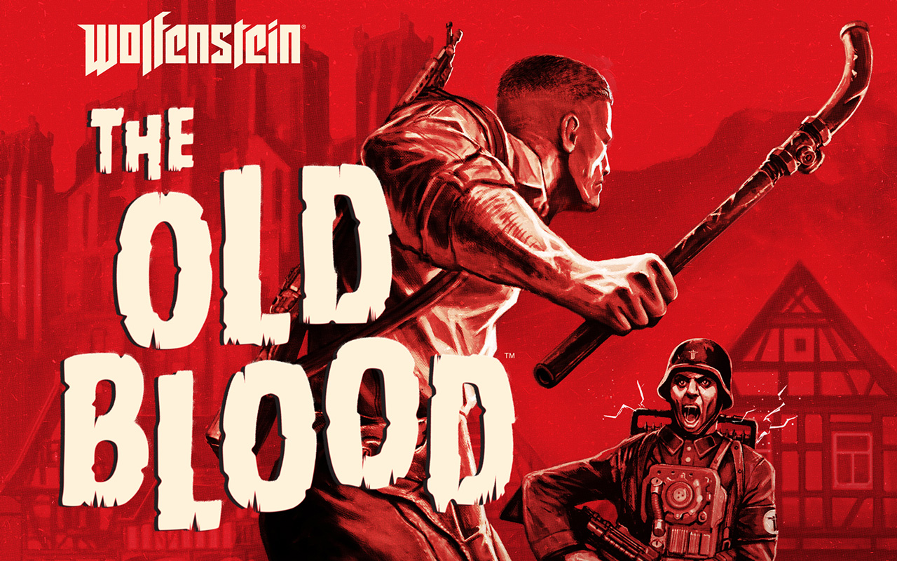 Free Wolfenstein: The Old Blood Wallpaper in 1280x800