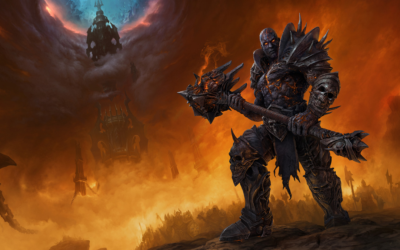 Free World of Warcraft Wallpaper in 1280x800