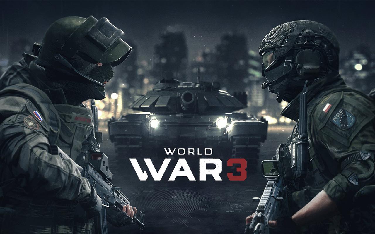 Free World War 3 Wallpaper in 1280x800