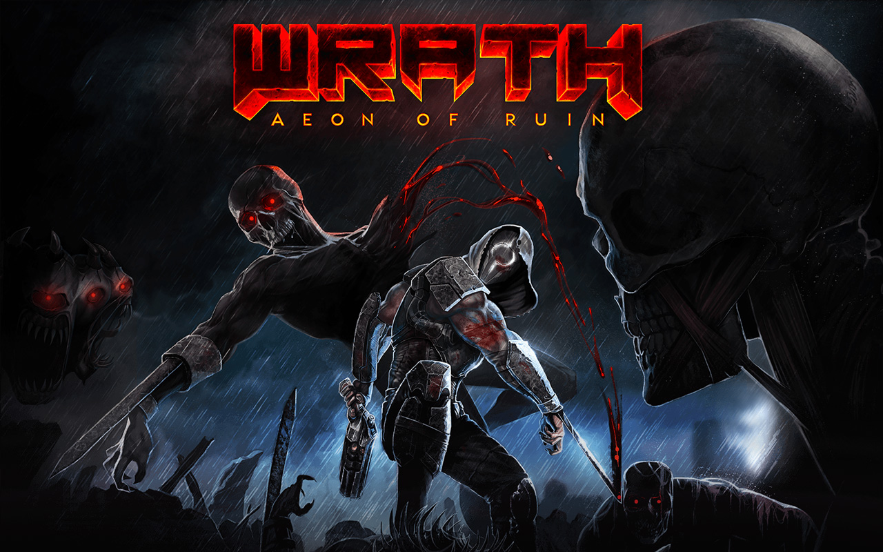 Free Wrath: Aeon of Ruin Wallpaper in 1280x800