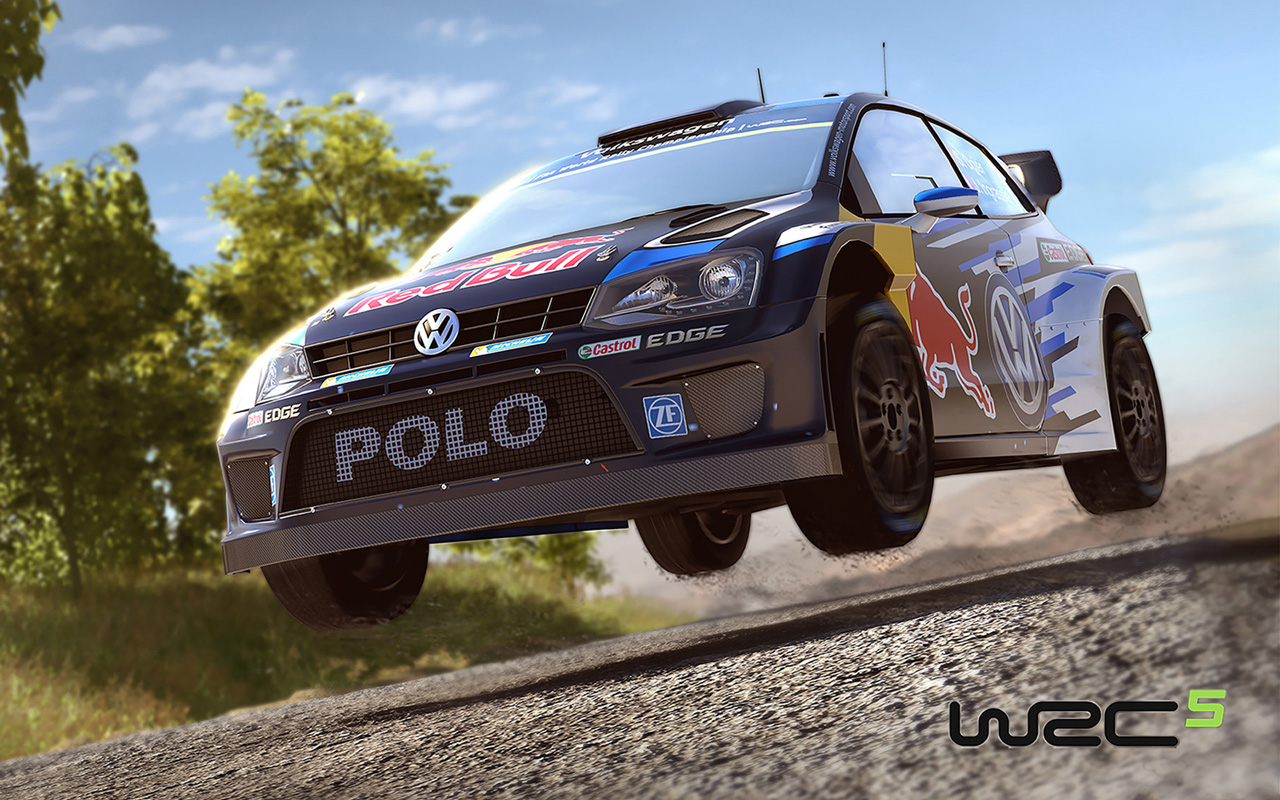 Free WRC 5 FIA World Rally Championship Wallpaper in 1280x800