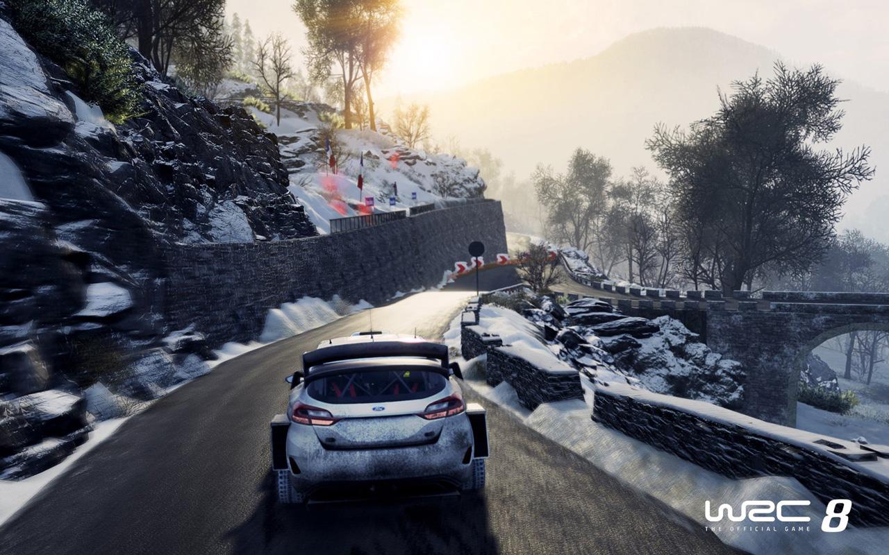 Free WRC 8 Wallpaper in 1280x800