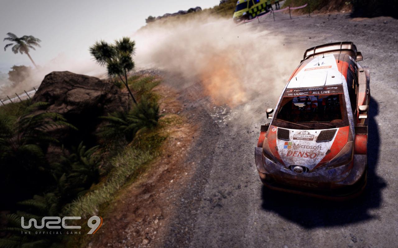 Free WRC 9 Wallpaper in 1280x800