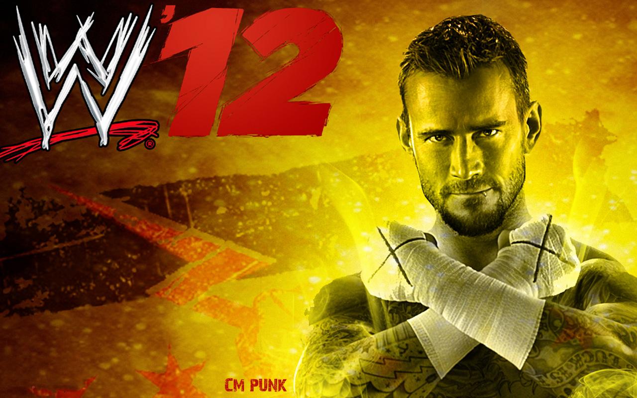 Free WWE '12 Wallpaper in 1280x800