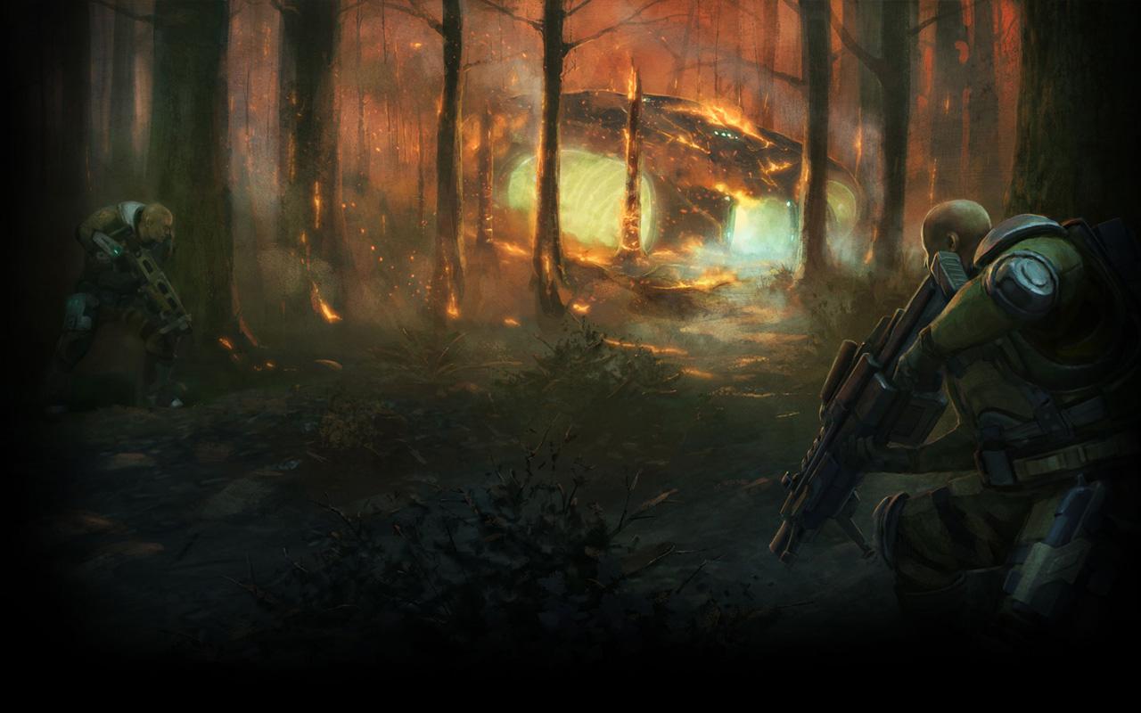 Free XCOM: Enemy Unknown Wallpaper in 1280x800