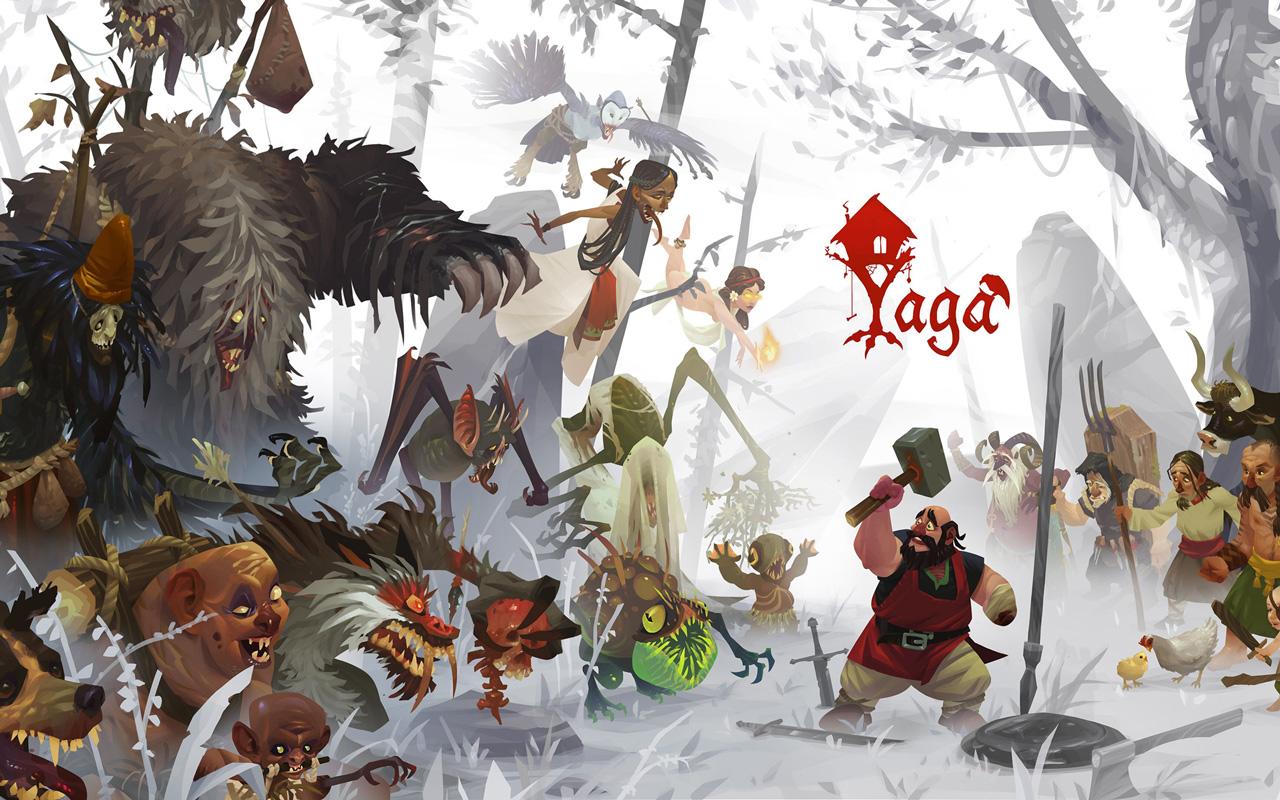 Free Yaga Wallpaper in 1280x800