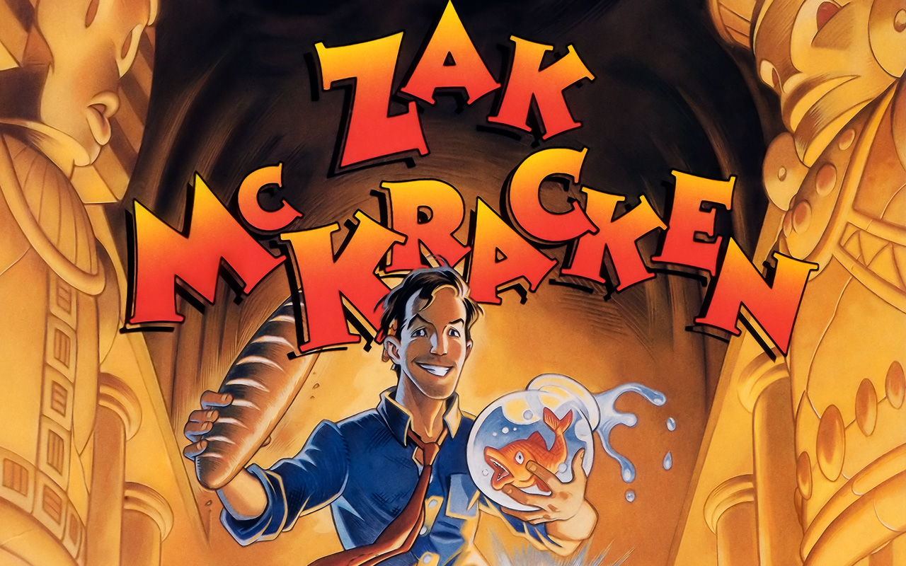 Free Zak McKracken and the Alien Mindbenders Wallpaper in 1280x800