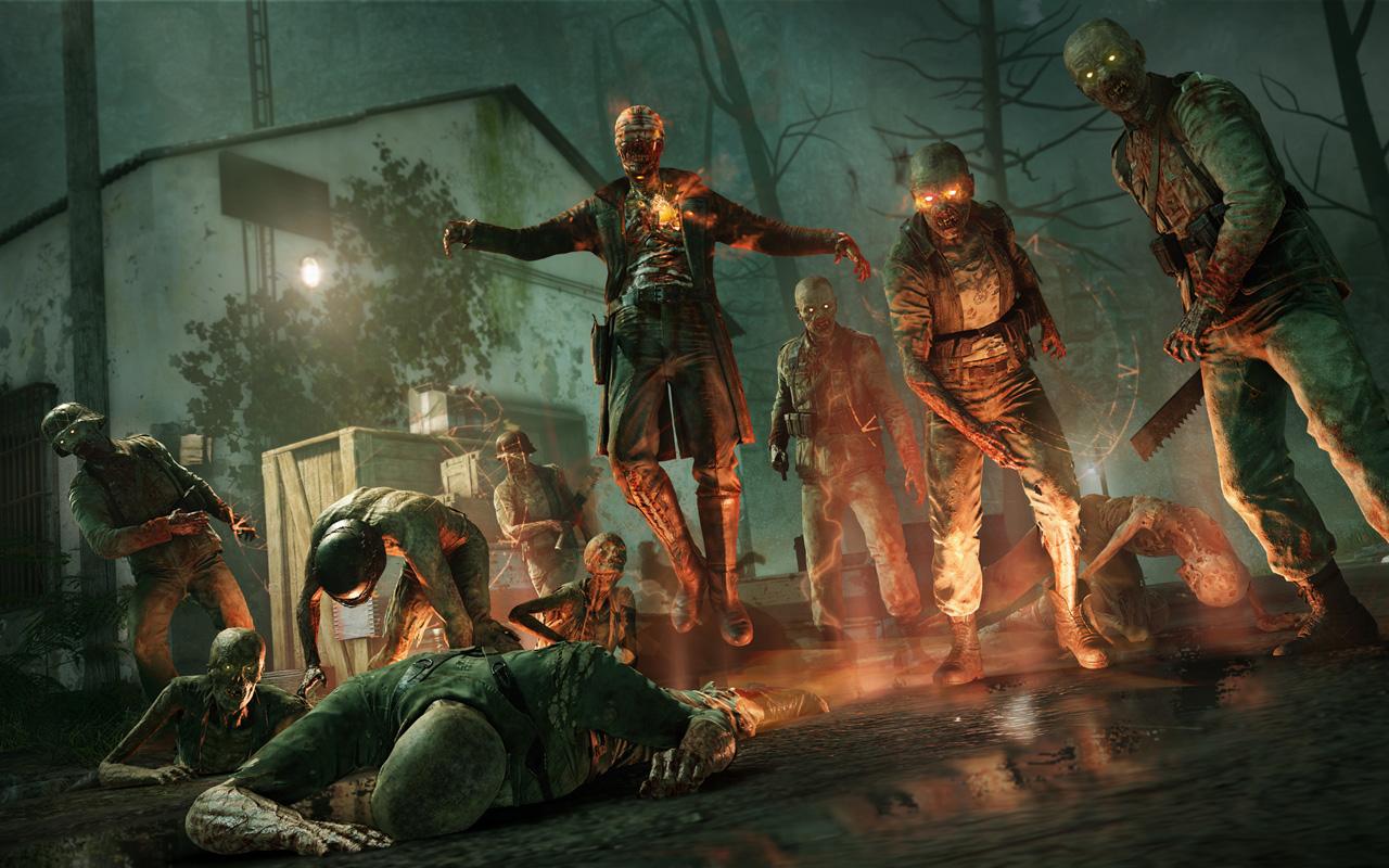 Free Zombie Army 4: Dead War Wallpaper in 1280x800