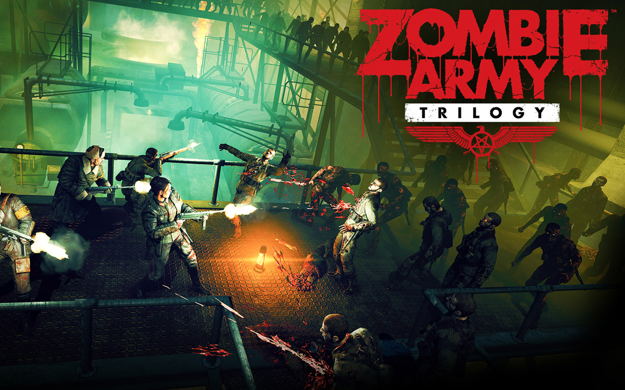 Free Zombie Army Trilogy Wallpaper in 1280x800
