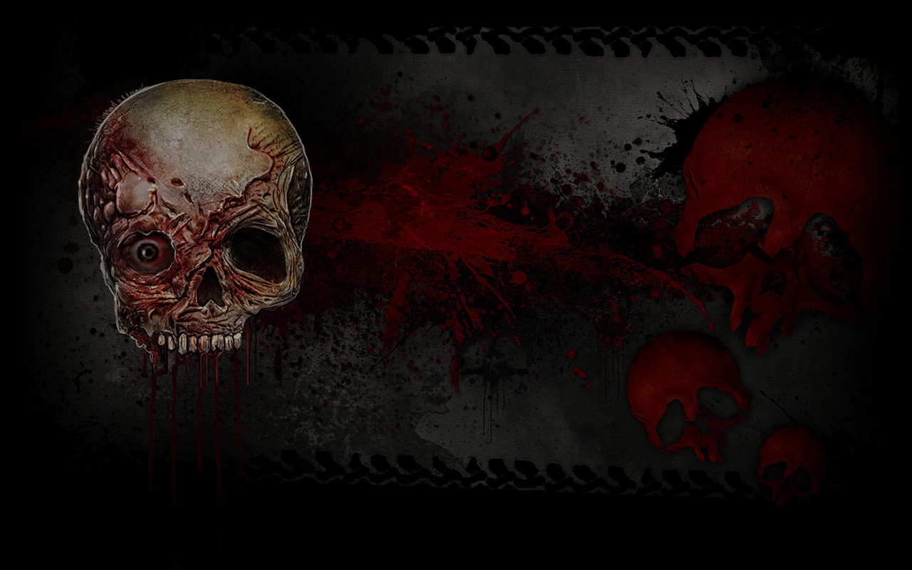 Free Zombie Driver Wallpaper in 1280x800