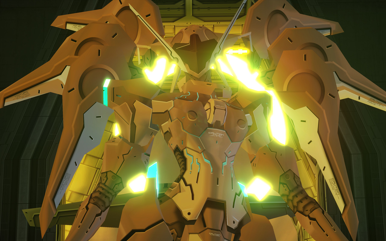 Free Zone of the Enders: The 2nd Runner Wallpaper in 1280x800