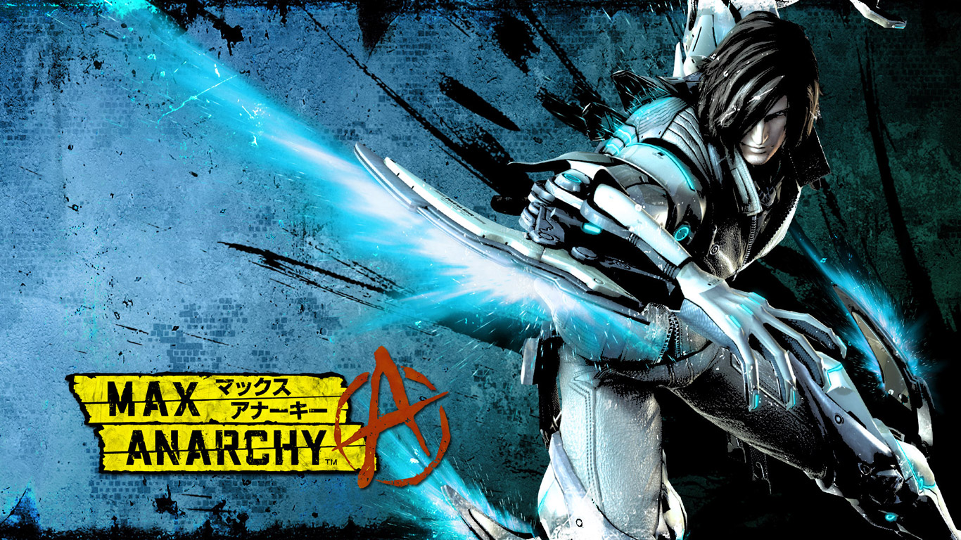 Free Anarchy Reigns Wallpaper in 1366x768