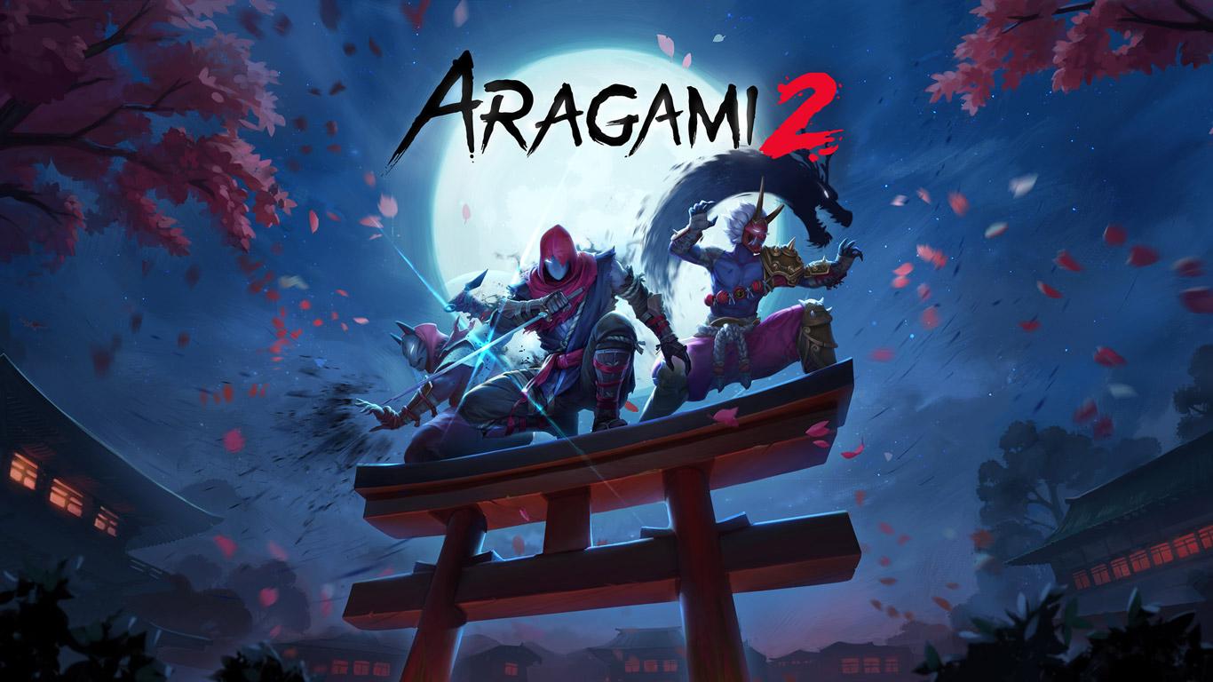 Free Aragami 2 Wallpaper in 1366x768