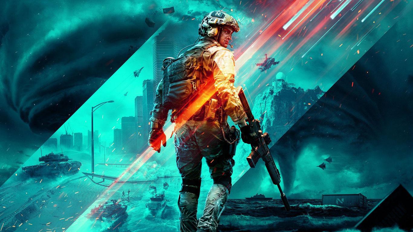 Free Battlefield 2042 Wallpaper in 1366x768