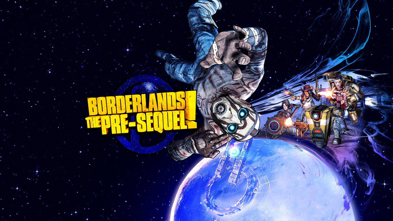 Borderlands: The Pre-Sequel Wallpaper in 1366x768