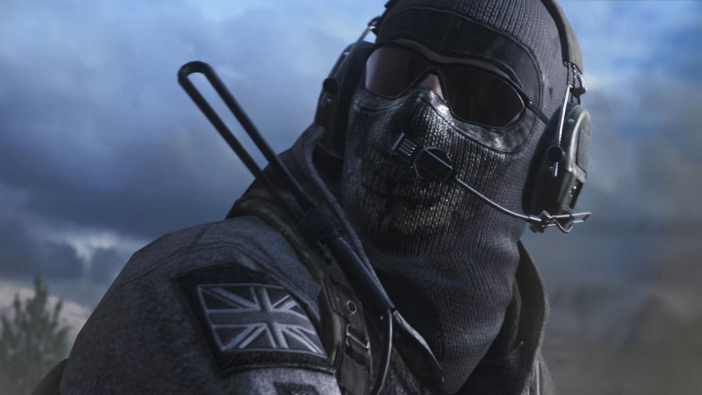 Call of Duty: Modern Warfare 2 Wallpaper in 1366x768