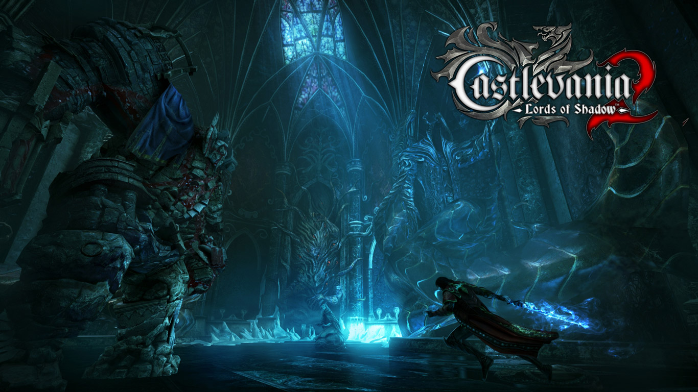 Castlevania: Lords of Shadow 2 Wallpaper in 1366x768
