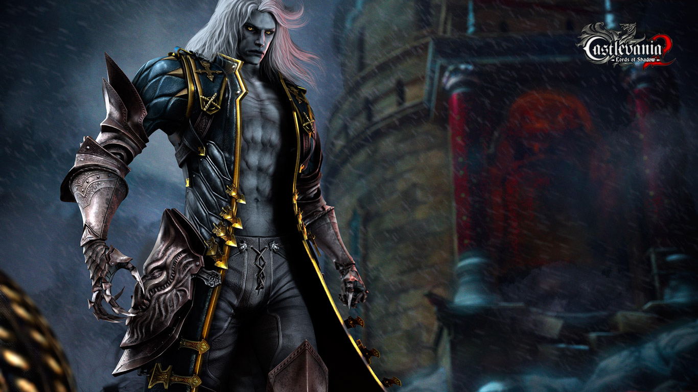Free Castlevania: Lords of Shadow 2 Wallpaper in 1366x768