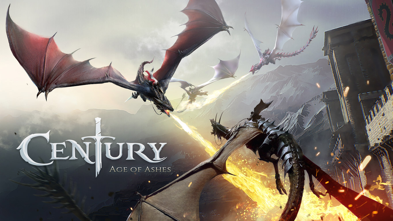 Free Century: Age of Ashes Wallpaper in 1366x768