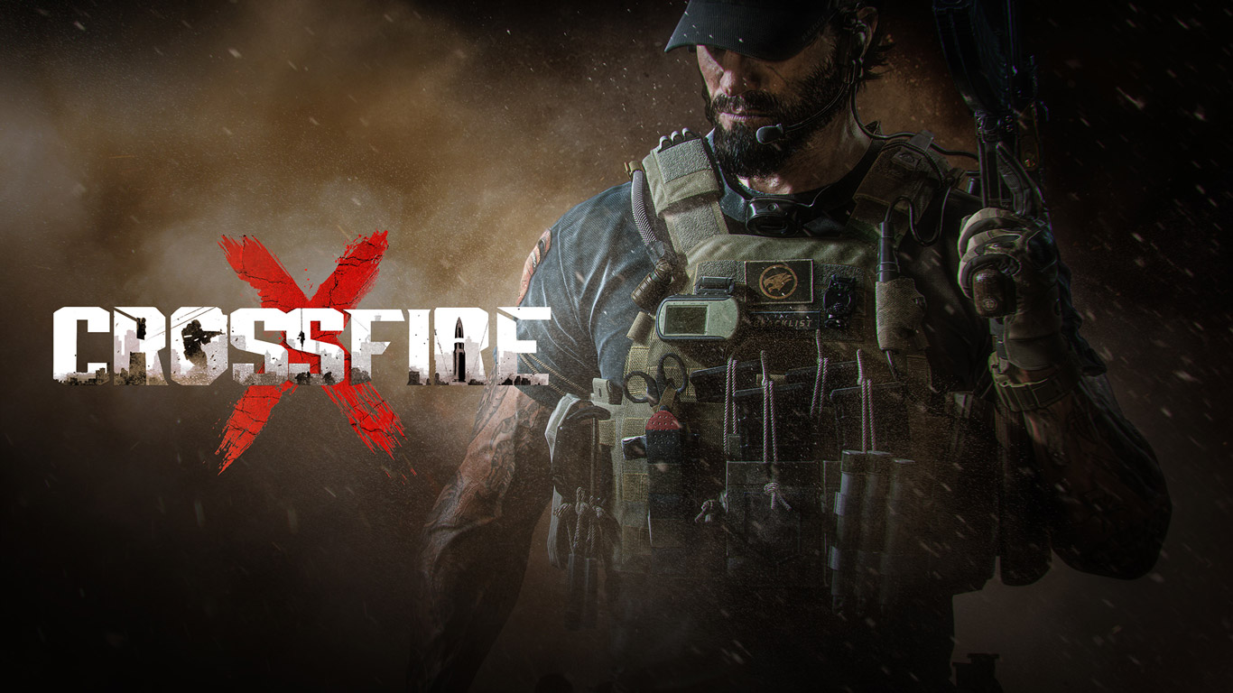 CrossfireX Wallpaper in 1366x768