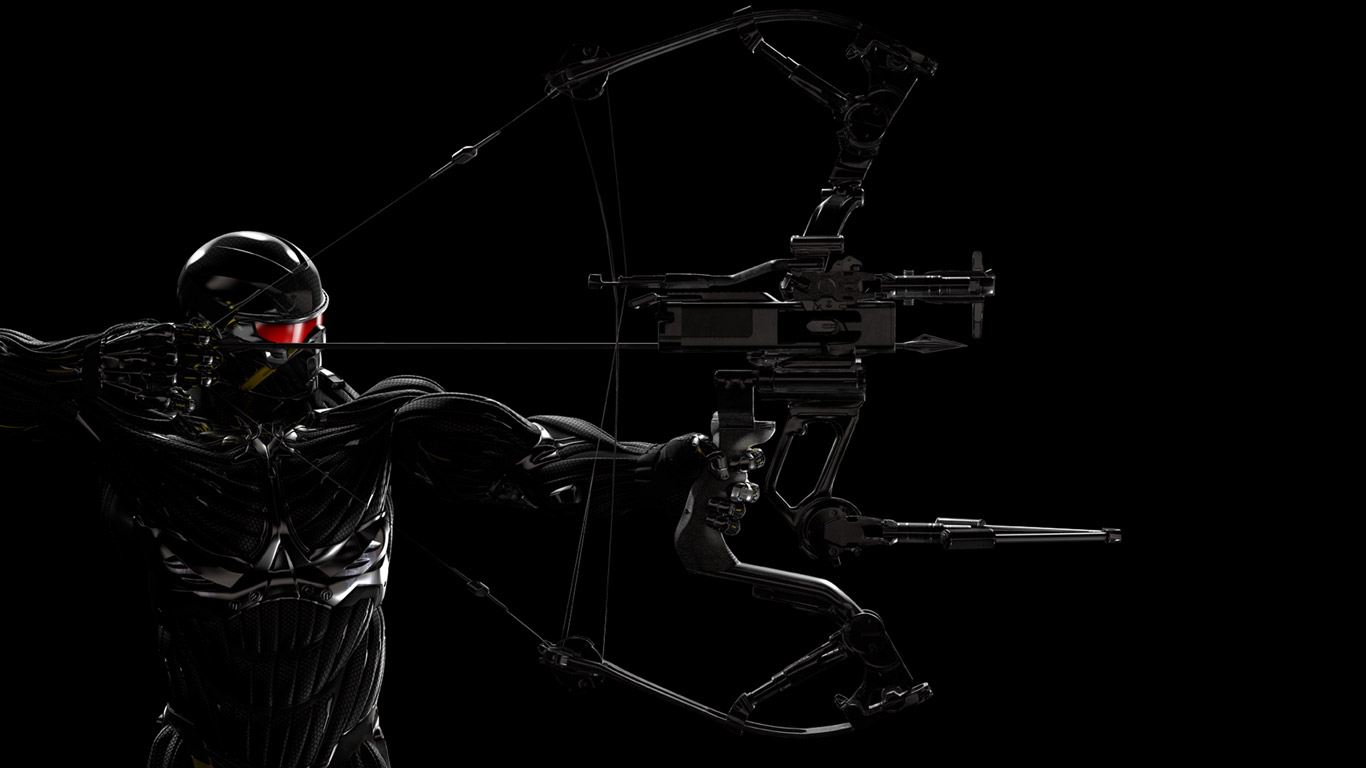 Free Crysis 3 Wallpaper in 1366x768