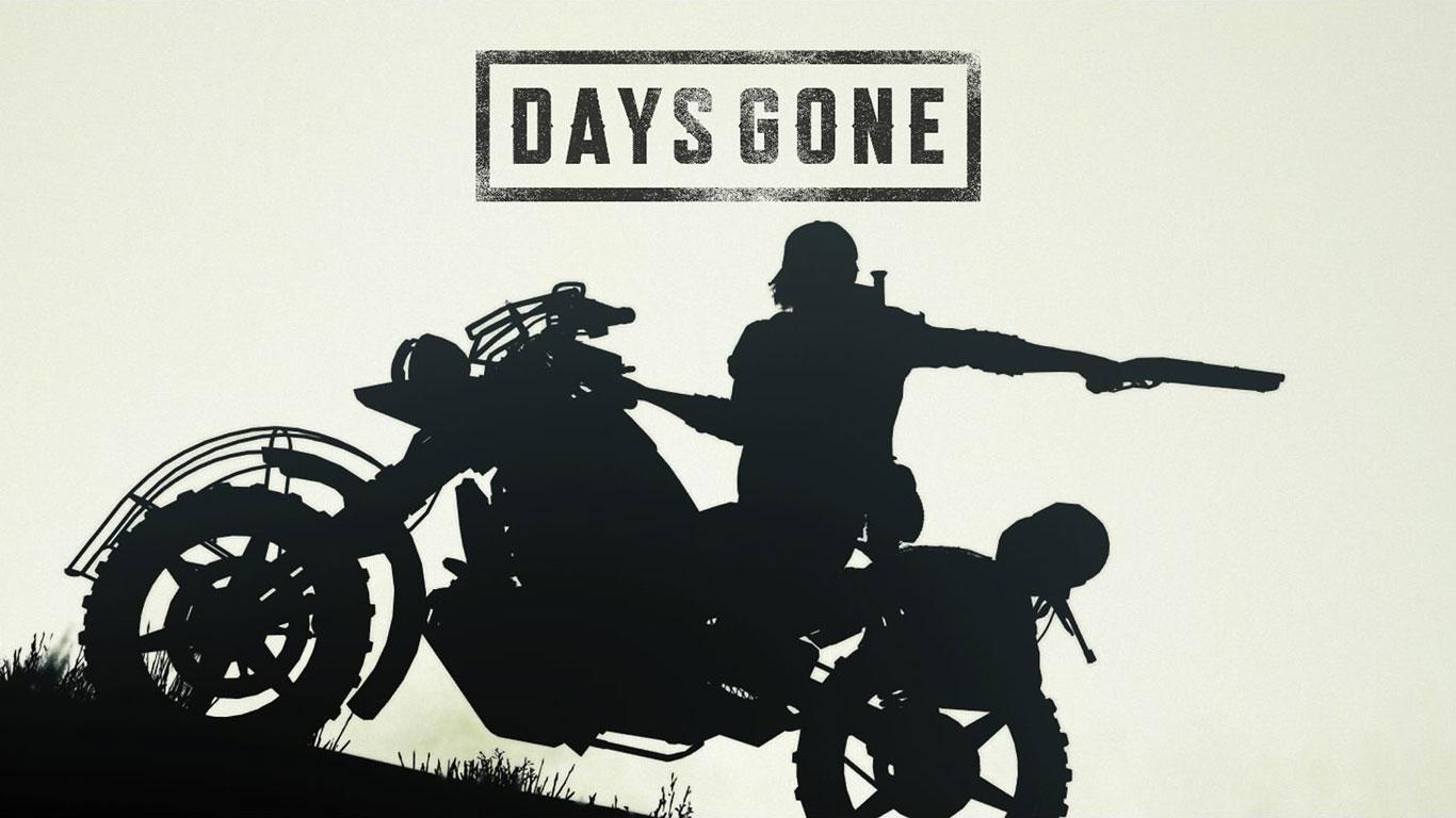 Free Days Gone Wallpaper in 1366x768