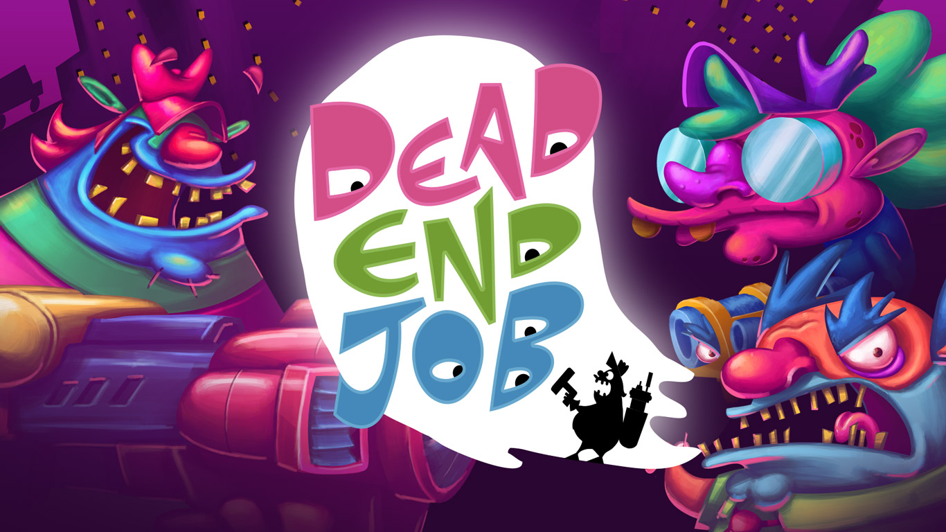 Free Dead End Job Wallpaper in 1366x768