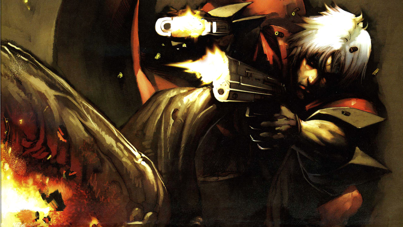 Free Devil May Cry Wallpaper in 1366x768