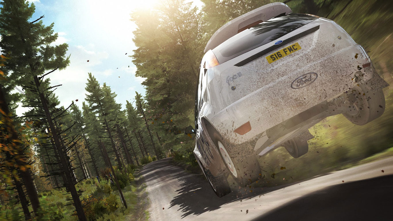 Free DiRT Rally Wallpaper in 1366x768