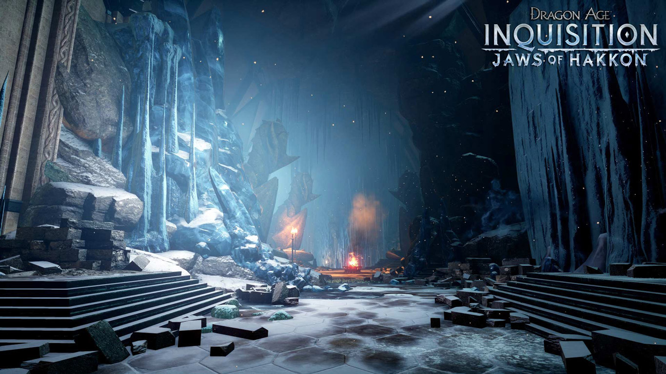 Free Dragon Age: Inquisition Wallpaper in 1366x768