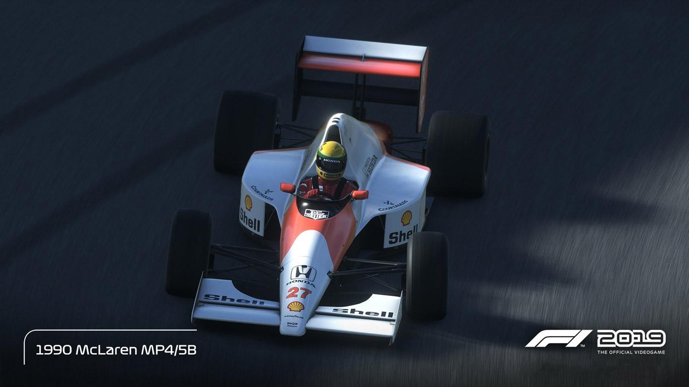 F1 2019 Wallpaper in 1366x768